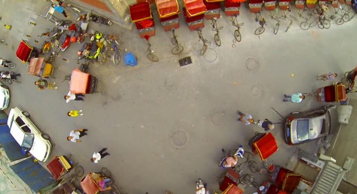pekin vue drone